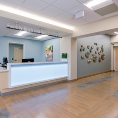 The Specialty Care Pavilion at Lehigh Valley Hospital