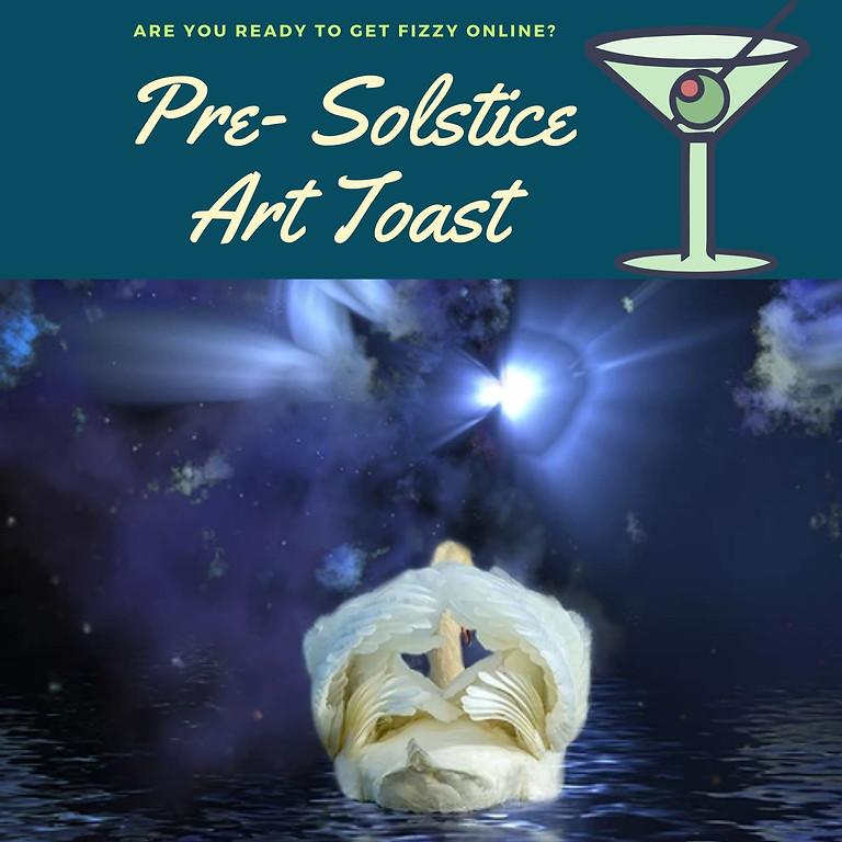 Art Toast: Andre Ferrella