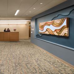 Monroe Clinic-Wayfinding Art