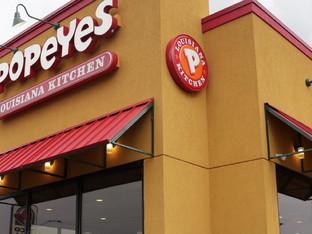 Popeyes spicy chicken sandwich making a comeback November 3
