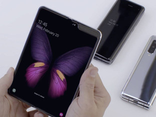 Samsung Galaxy Fold to launch this week