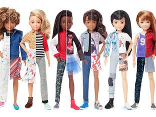 Mattel creates gender-inclusive dolls
