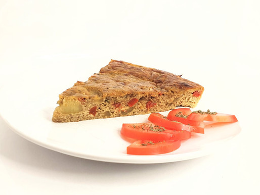 TARTE PROVENCALE sans gluten