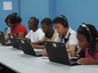 The Digikidz Medialab Re-Opens at the Library