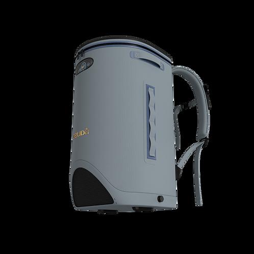 Fridgus Stone Grey Water Resitant Backpack