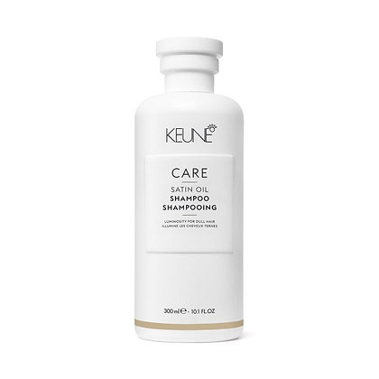 Care Satin Oil Shampoo