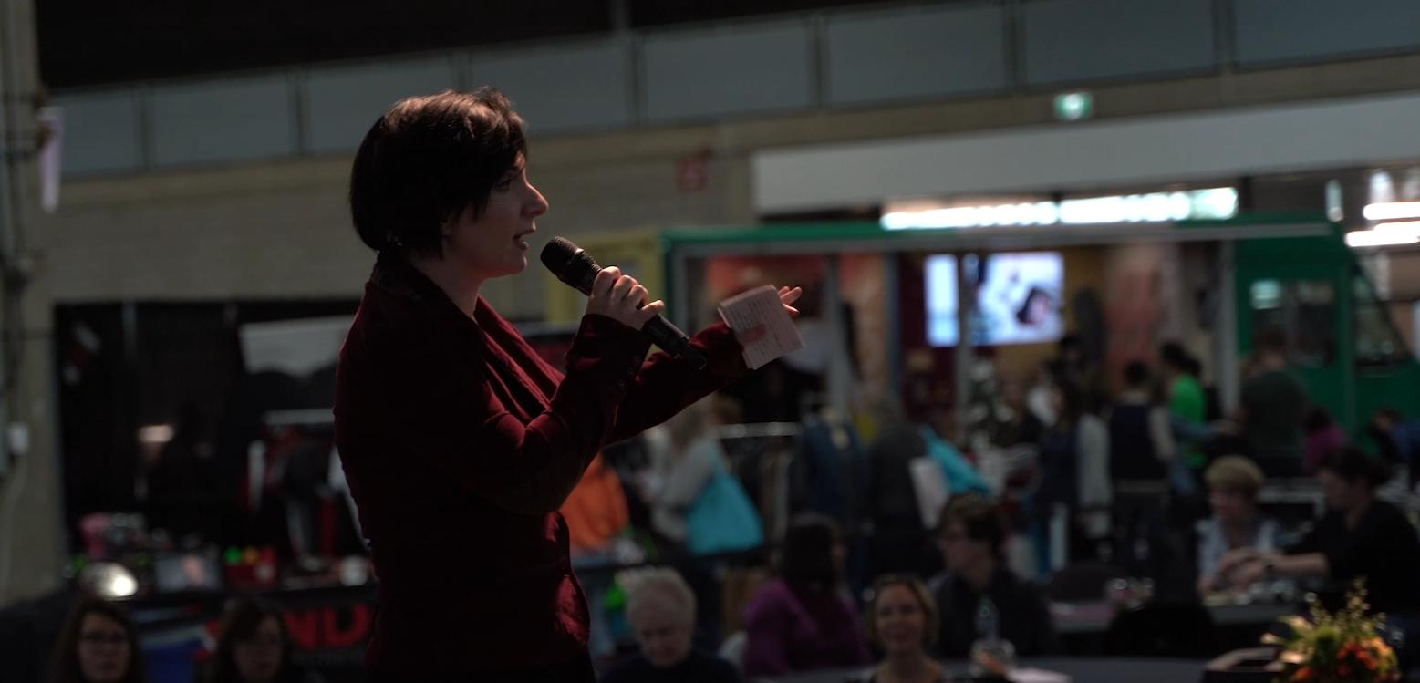 Live at the Edmonton Woman's Show