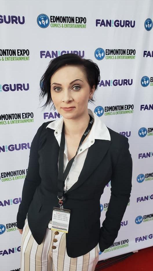 Live at the Edmonton Comic Expo
