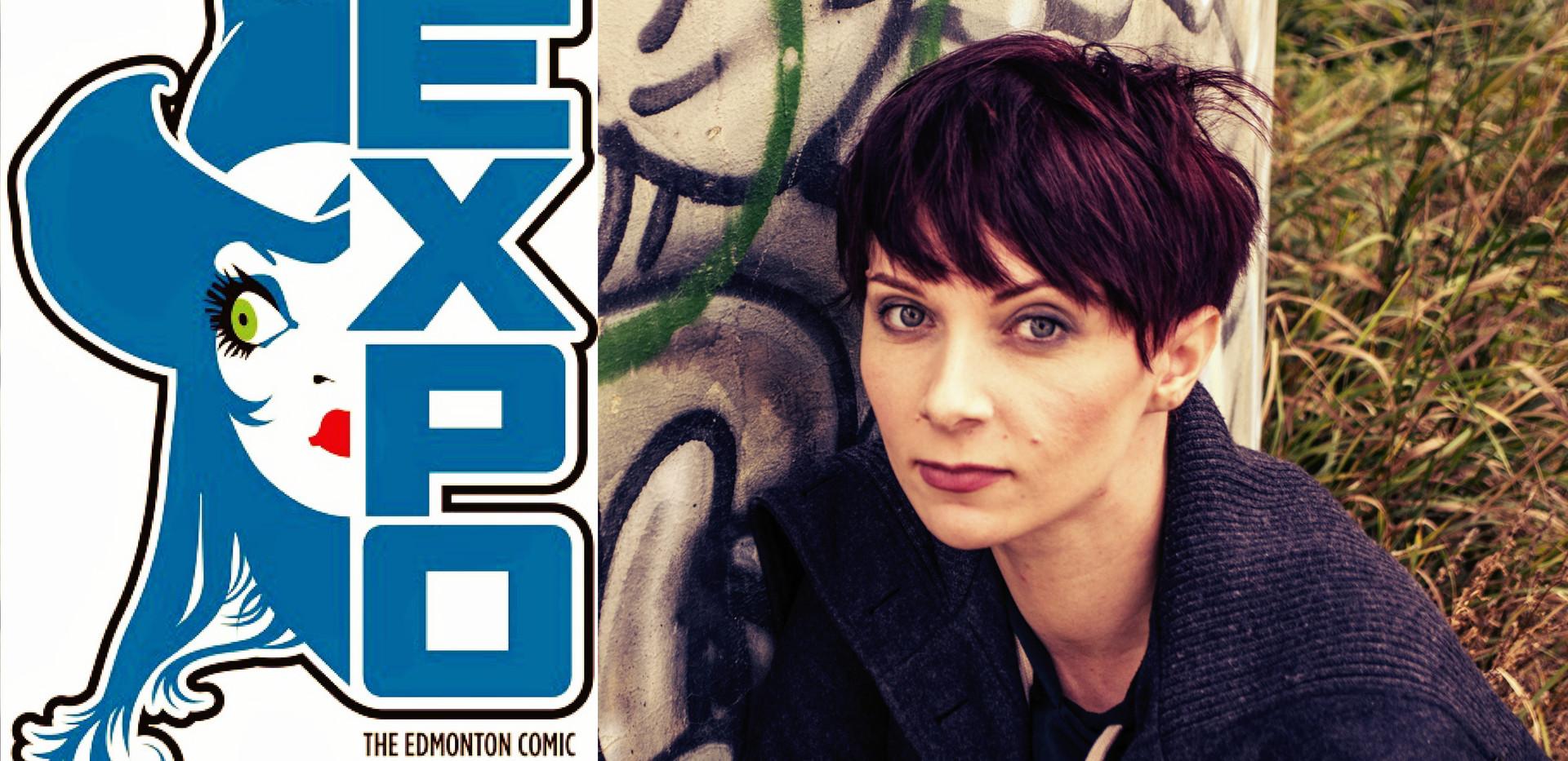 Edmonton Comic Expo poster