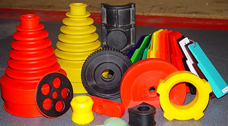 Polyurethane perth products, rubber perth products