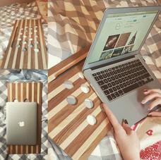 Podstawka pod laptopa.