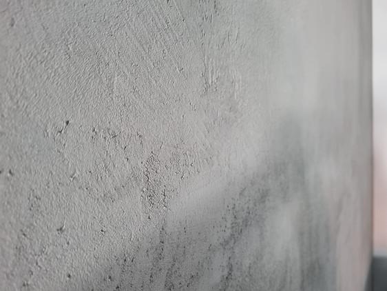 Ściana z efektem betonu