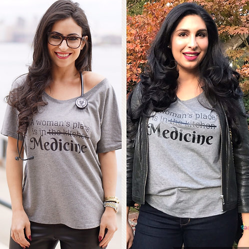 Women in Medicine T-Shirt