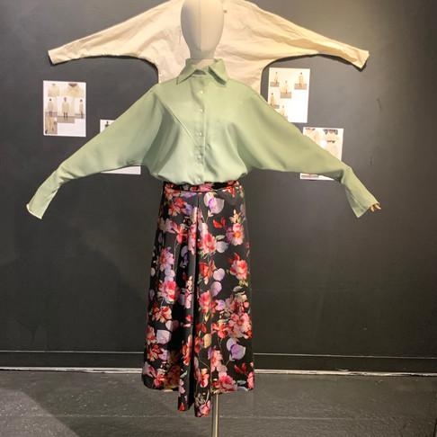 Fantôme Noir Fashion Exhibition