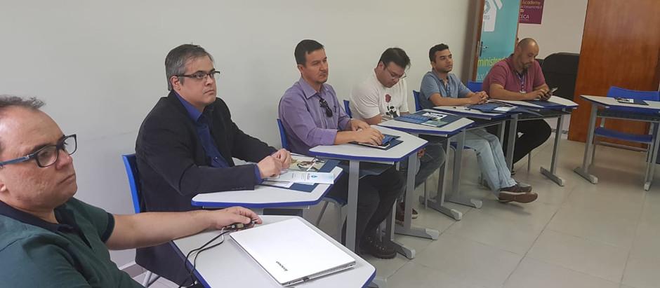 Fagammon participa do Encontro de Coordenadores do CRA-MG