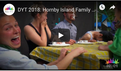 Why we LOVE Family Camp at Hornby Island