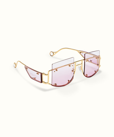 FENTY ANTISOCIAL SUNGLASSES - GRAPE