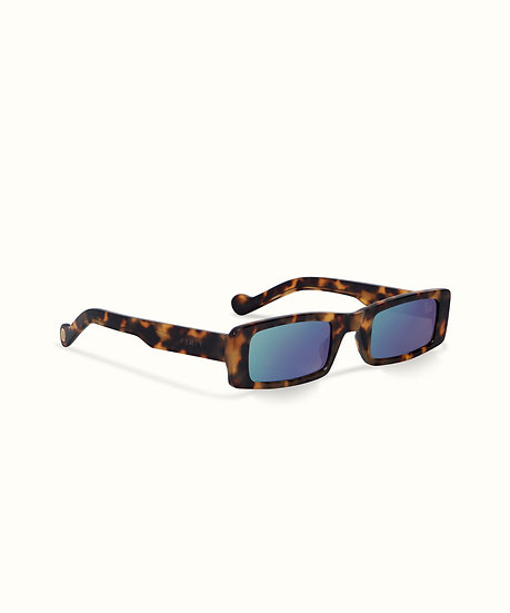 FENTY TROUBLE SUNGLASSES - TORTOISE SHELL