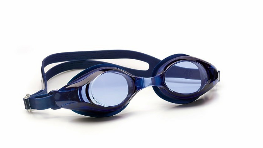 TABATA V-500 PLATINA - Occhialino da Piscina - con lenti da vista