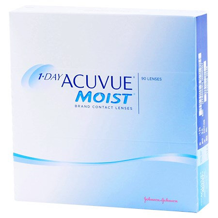 Moist 1day da 90 lenti ( Johnson & Johnson )