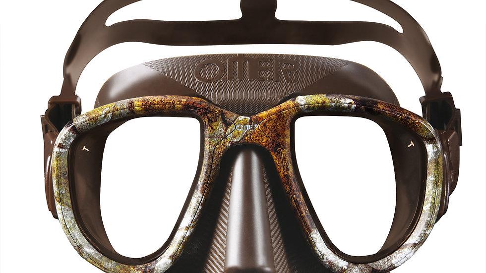 OMER ALIEN - Maschera Sub e Apnea - con lenti da vista