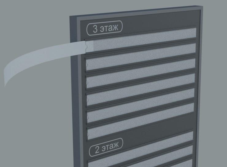 Дизайн световой конструкции