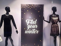 Зимний постер_Рекламное агентство FIGURA