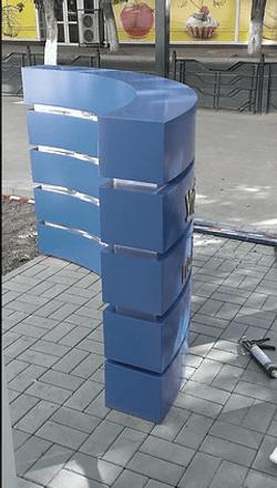 стела – изготовление