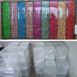 Коробочки для конфет из оргстекла