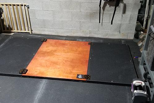 Foldable 4x8 Platform
