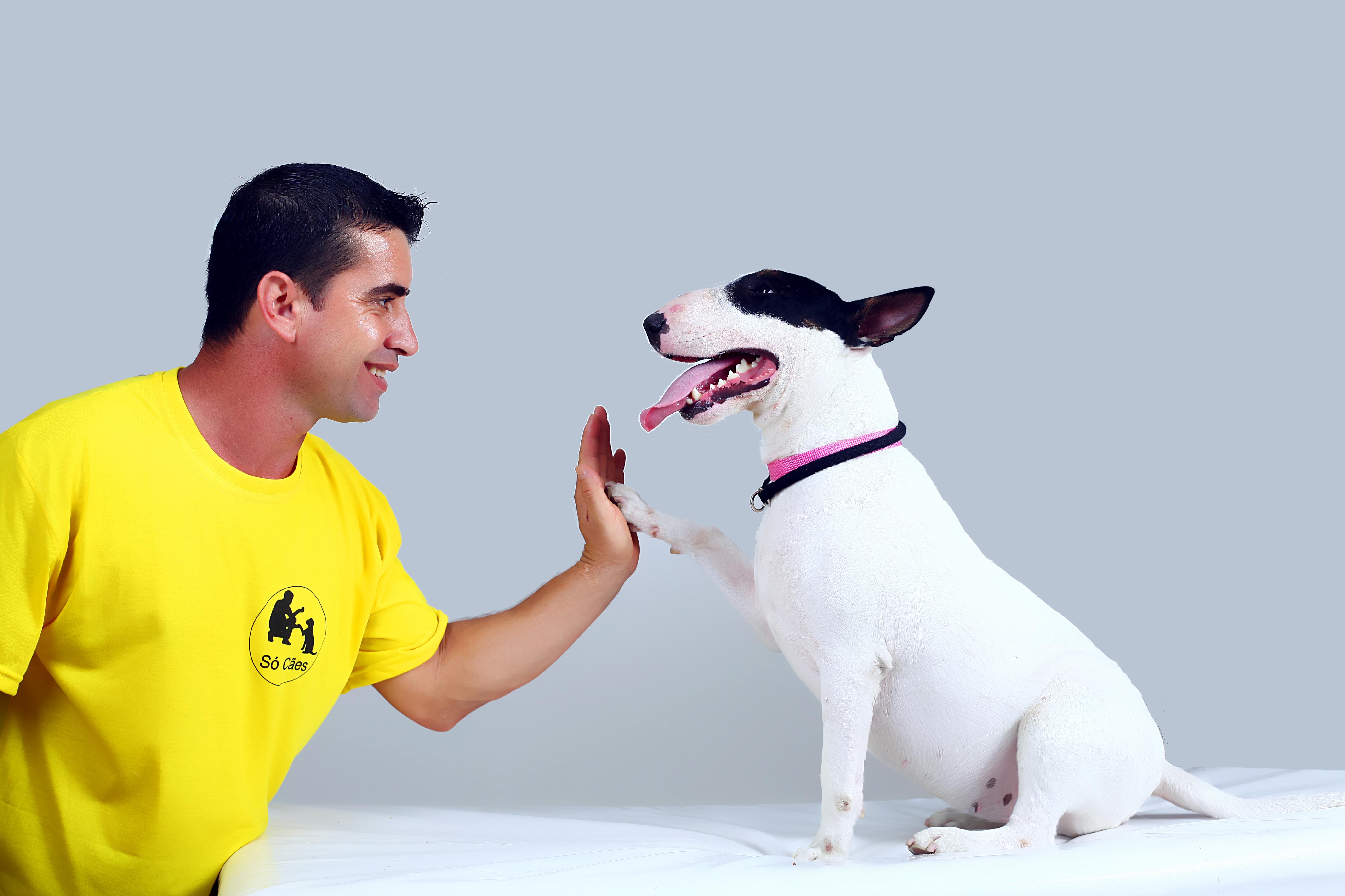 Célio Ribeiro - Adestrador de Cães