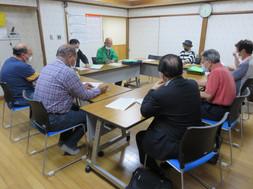 文化教育振興部会会議