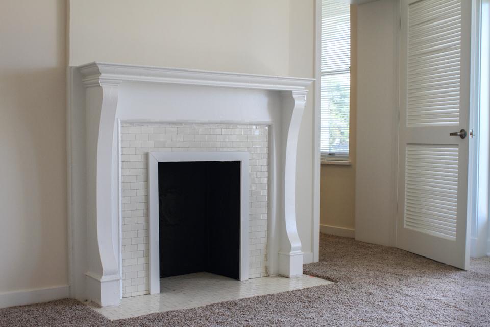 Elberon Historic Fireplace