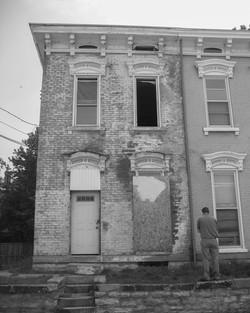 Eastside Exterior Before 3