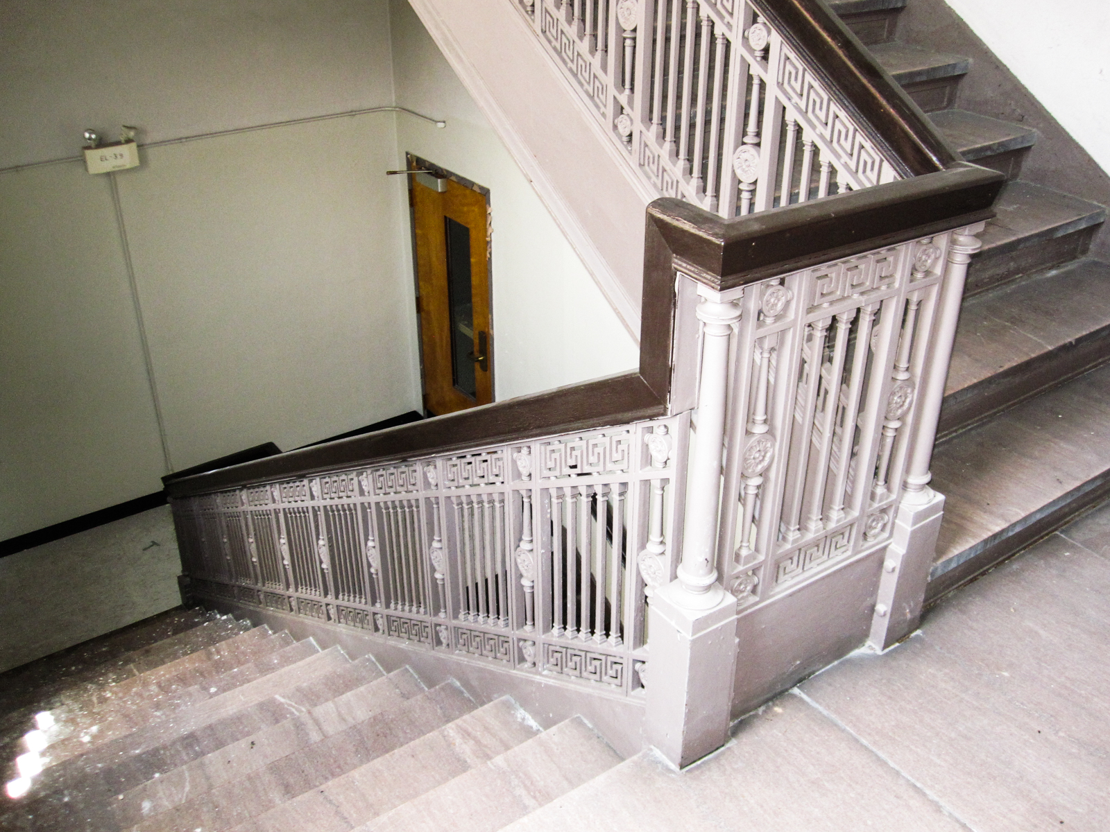 Sands Senior Historic Stair