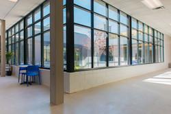 Shelterhouse Shelter Corridor
