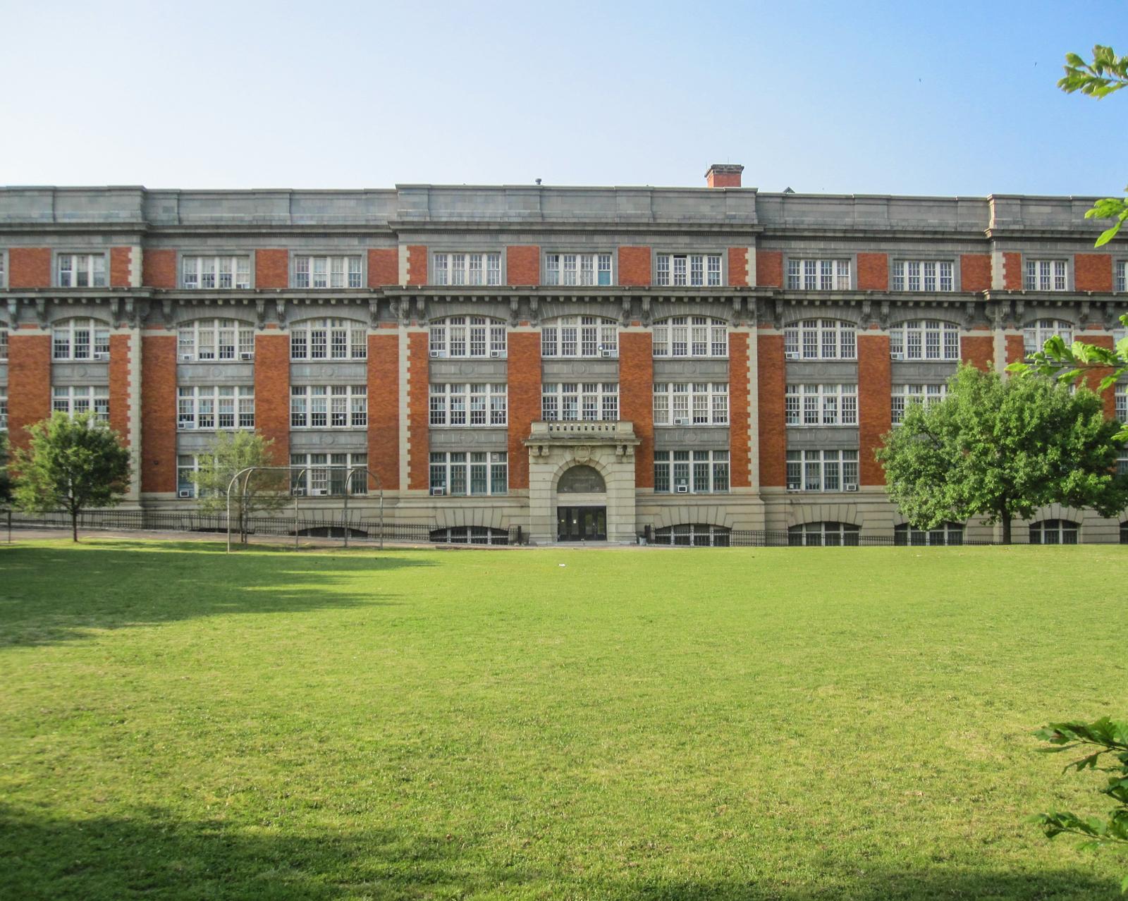 Alumni Lofts Historic Exterior 1