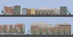 Mercer Commons Elevations