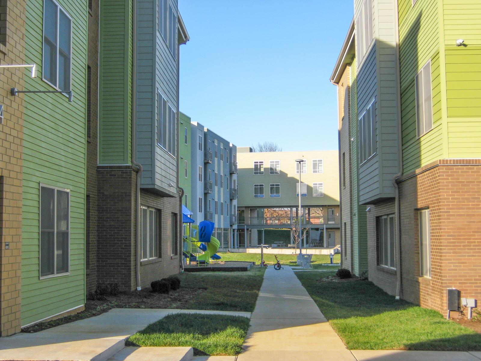 Parkside Phase 2 Exterior 1