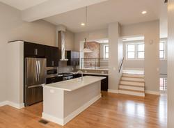 Mercer Commons Kitchen 1