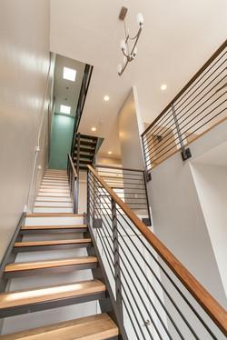 Mercer Commons Interior Stair