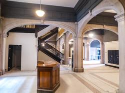 Alumni Lofts Historic Lobby