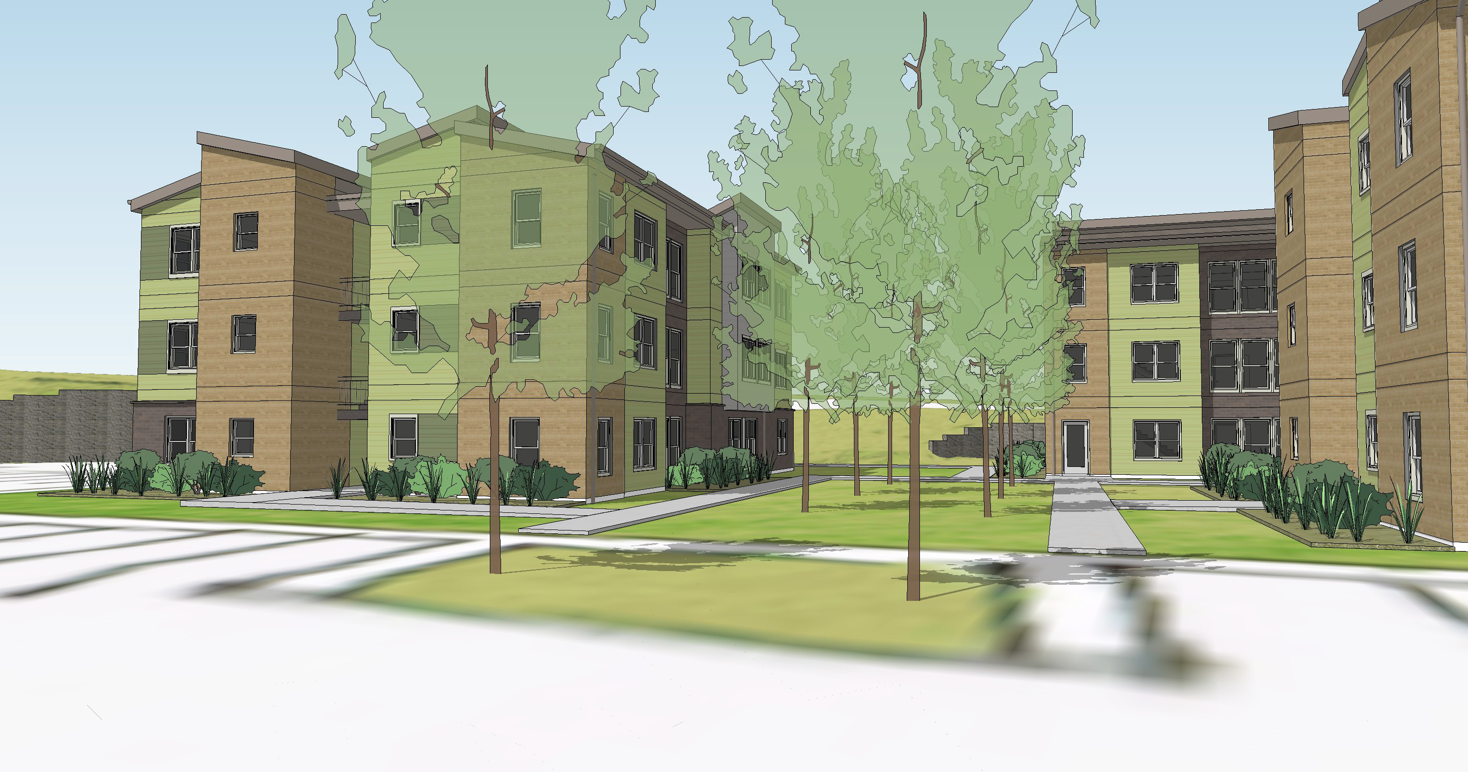 Parkside Phase 2 Rendering 2