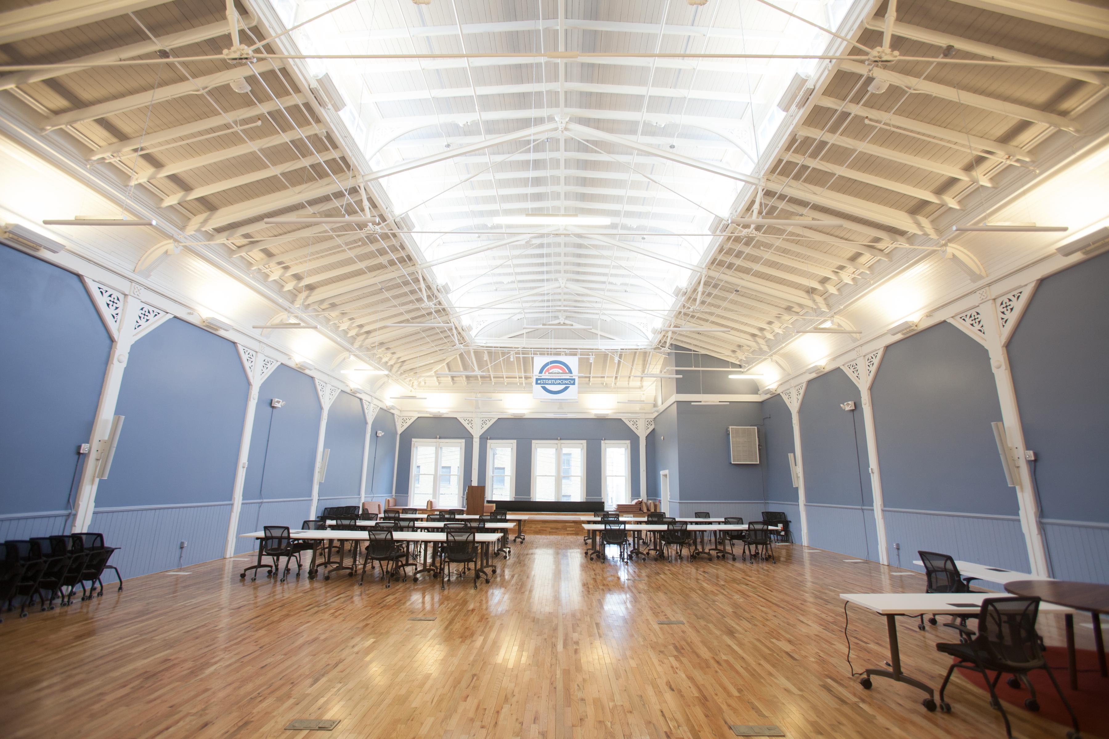 Cintrifuse Union Hall Beer Hall