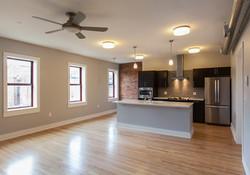 Mercer Commons Kitchen Living Room 3