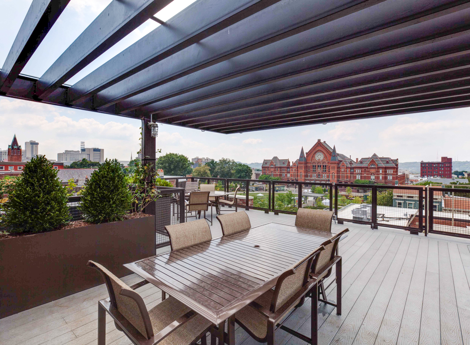 Nicolay Lofts Roof Deck 2