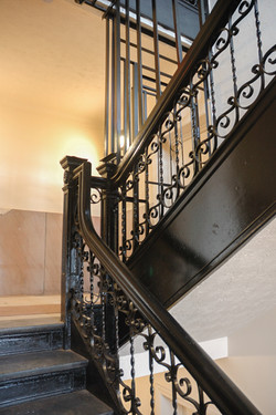 Burnet Place Historic Stair 1