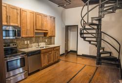 Alumni Lofts Apartment Interior 5