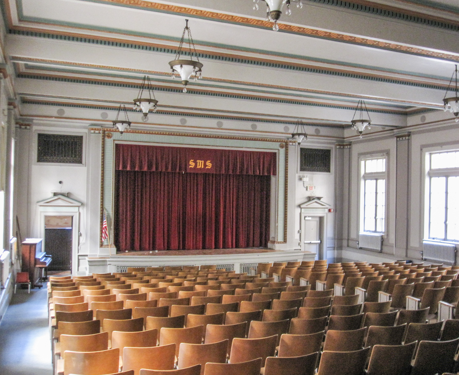 Sands Senior Historic Auditorium 1
