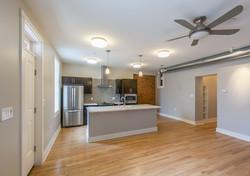 Mercer Commons Kitchen Living Room 4